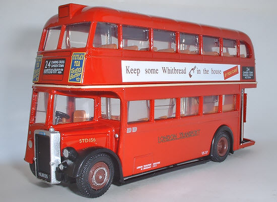 Hampstead Pre Owned >> EFE 20203 Leyland Titan PD1 STD London Transport - Route ...
