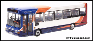 BUS BY BONO 100104 Dennis Dart Northern Counties Paladin Stagecoach North West