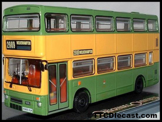 CORGI OM45113 MCW Metrobus II Wolverhampton - West Midlands Travel - PRE  OWNED