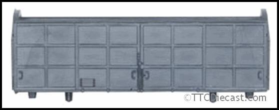 Peco KNR-8 Box Van, Pallet