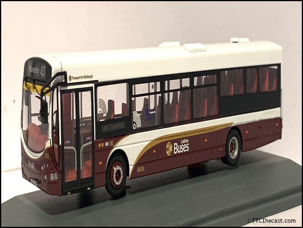 CORGI OM46712A Wright Eclipse 2  - Lothian Buses - 43 Waverley   PRE OWNED
